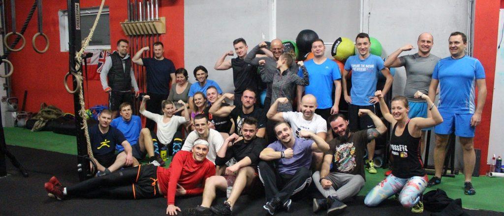 CrossFit Świdnica Box74 ekipa