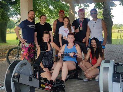 Grupowy trening funkcjonalny Box74